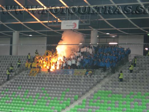 14. krog: Olimpija-CM Celje, 23. oktober 2010