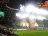 View on arena during football match between NK Olimpija and NK Maribor in Round #13 of Prva liga Telekom Slovenije 2016/17, on October 15, 2016 in SRC Stozice, Ljubljana, Slovenia. Photo by Matic Klansek Velej / Sportida