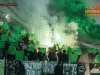 Green Dragons, supporters of Olimpija during football match between NK Olimpija and NK Maribor in Round #13 of Prva liga Telekom Slovenije 2016/17, on October 15, 2016 in SRC Stozice, Ljubljana, Slovenia. Photo by Vid Ponikvar / Sportida