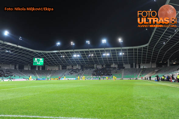Soccer/Football, Ljubljana, First Division (NK Olimpija - NK Maribor), person, 08-Apr-2015, (Photo by: Nikola Miljkovic / M24.si)
