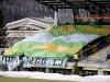 Slovenija, Ljubljana, 01. Marec 2010. Nogomet, tekma med ekipama Olimpija Ljubljana in Nafta Lendava. Na fotografiji navijaci Green Dragons. (Arsen Peric/ Fotosi)