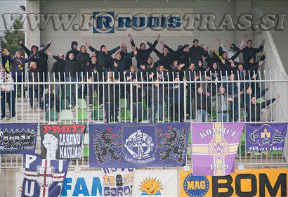 17. krog: Primorje-Maribor, 14. november 2010