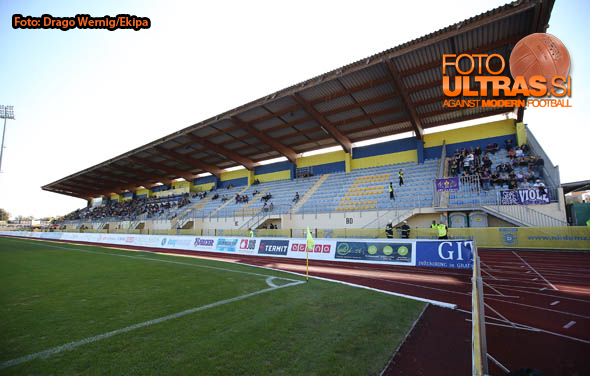 Soccer/Football, Domzale, First Division (NK Kalcer Radomlje - NK Maribor), Stadion Domzale, 27-Sep-2014, (Photo by: Drago Wernig / Ekipa)