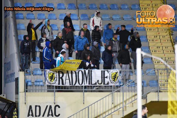 Soccer/Football, Domzale, First Division (NK Radomlje - NK Rudar Velenje), person, 04-Mar-2015, (Photo by: Nikola Miljkovic / M24.si)