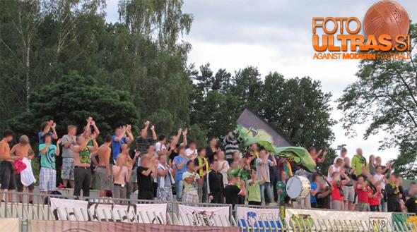 2. krog: Rudar-Maribor, 25. julij 2010