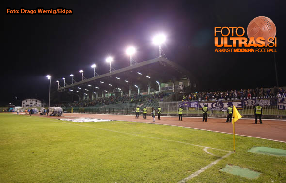 Soccer/Football, Velenje, First Division (NK Rudar - NK Maribor), Stadion Rudar, 24-Sep-2014, (Photo by: Drago Wernig / Ekipa)