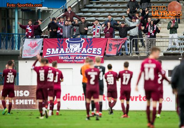 Prva liga Telekom Slovenije 2018/19, Round #14, NK Triglav vs NK