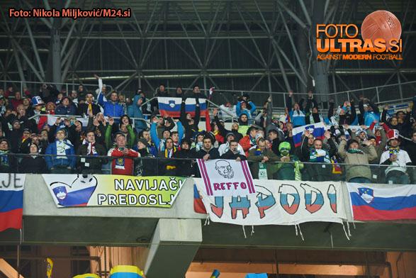 Soccer/Football, Lviv, EURO 2016 European Qualifiers Match (Ukraine - Slovenia), person, 14-Nov-2015, (Photo by: Nikola Miljkovic / M24.si)