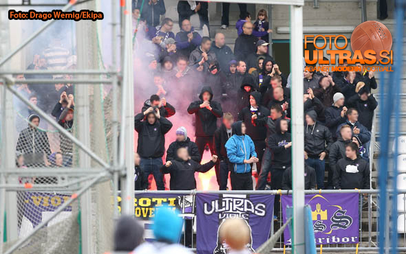 Soccer/Football, Maribor, First division (NK Zavrc -  NK Maribor), Viole, 25-Oct-2014, (Photo by: Drago Wernig / Ekipa)