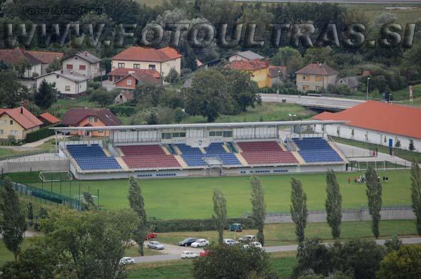 Pogled na stadion iz Lendavskih goric